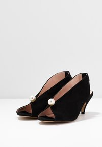 L37 - DANCE TO THIS - Sandals - black - 4