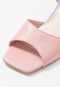 L37 - OLD TOWN ROAD - Sandals - blue/pink - 2