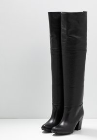 L37 - NIGHTCALL - Over-the-knee boots - black - 4