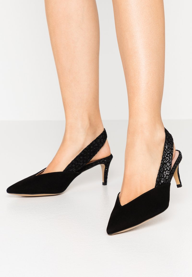 L37 - HOT IN THE CITY - Classic heels - black