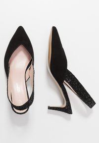 L37 - HOT IN THE CITY - Classic heels - black - 3