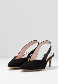 L37 - HOT IN THE CITY - Classic heels - black - 4