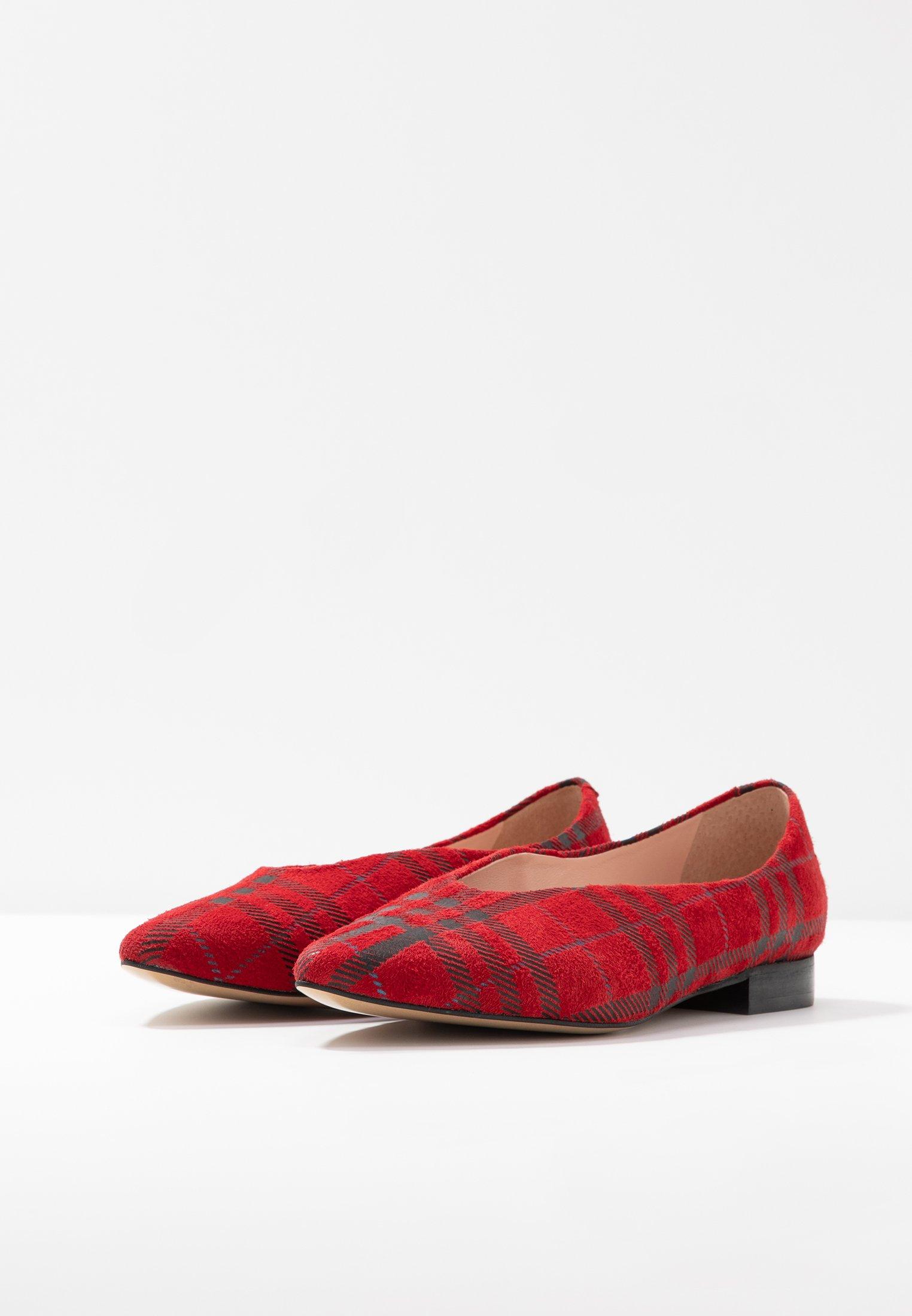 L37 Bluebell - Ballerina's Red/black 2X6tHrdx