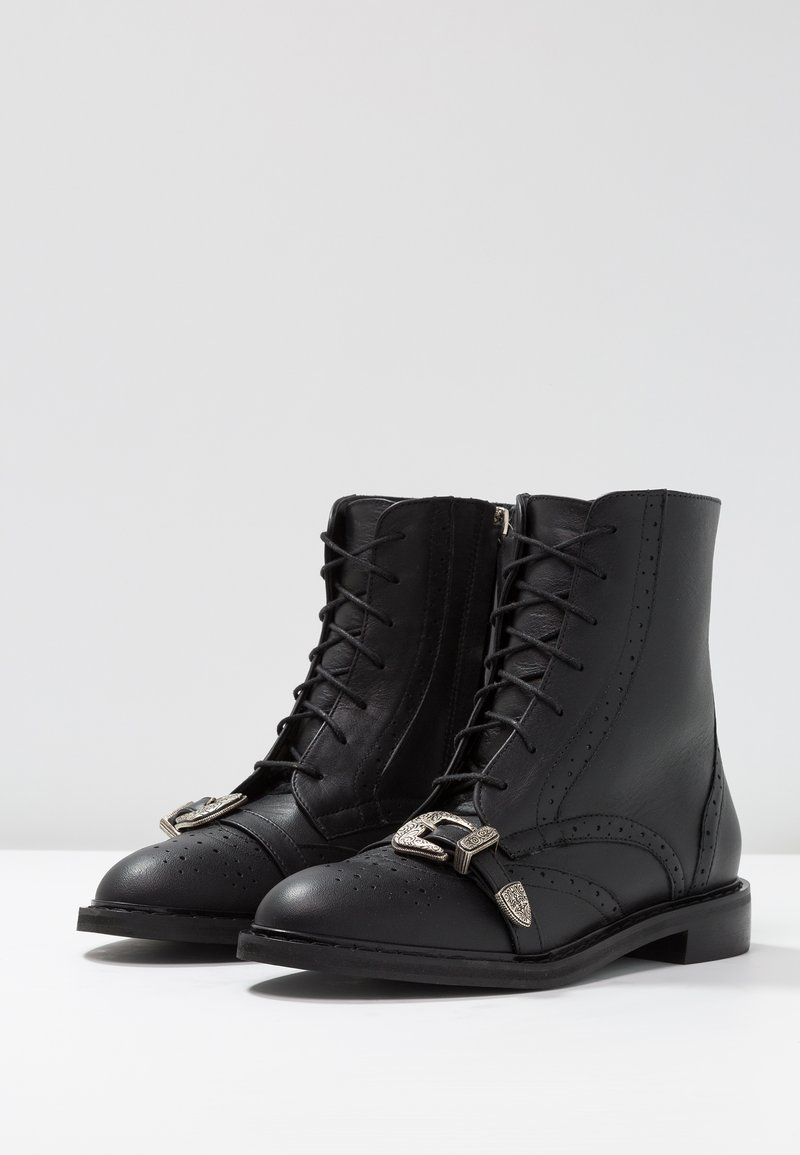 Black Yes Lacets SirBottines À L37 IYD9WE2H