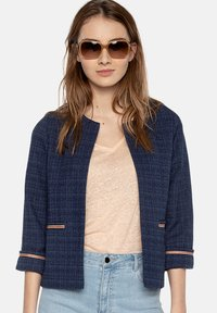 Trench and Coat by Lener - LACANAU - Summer jacket - navy blue - 0