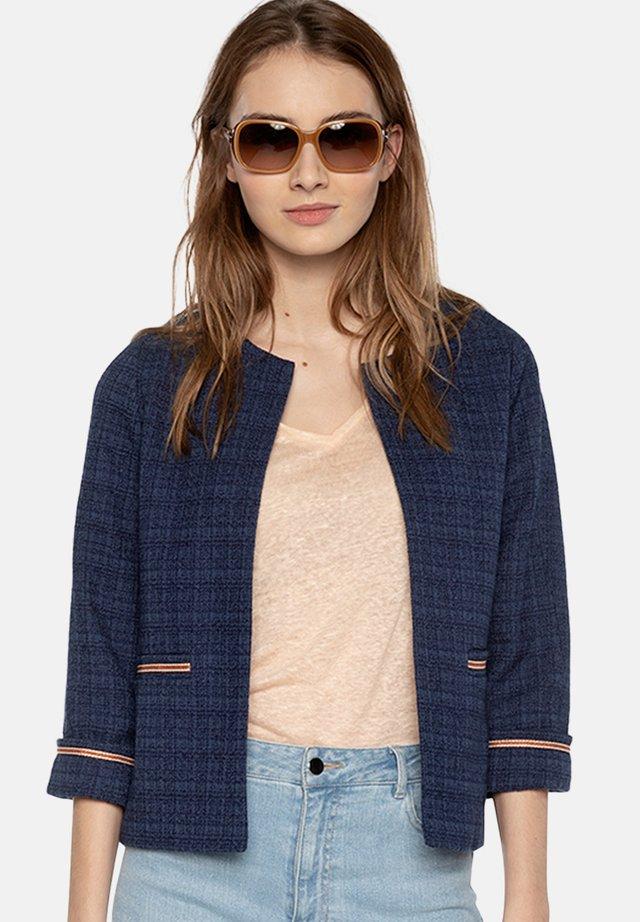 LACANAU - Summer jacket - navy blue