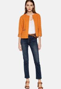 Trench and Coat by Lener - LACANAU - Summer jacket - orange - 1