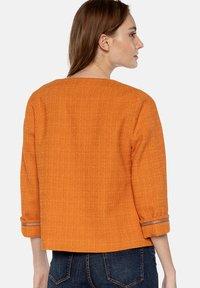 Trench and Coat by Lener - LACANAU - Summer jacket - orange - 2