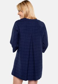 Trench and Coat by Lener - BARJOS - Short coat - navy blue - 2