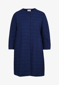 Trench and Coat by Lener - BARJOS - Short coat - navy blue - 3