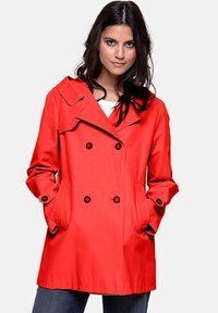 Trench and Coat by Lener - VACAJOU - Trenchcoat - pink - 0