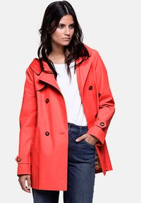 Trench and Coat by Lener - VACAJOU - Trenchcoat - pink - 2