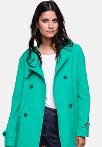 Trench and Coat by Lener - VACAJOU - Trenchcoat - green - 2