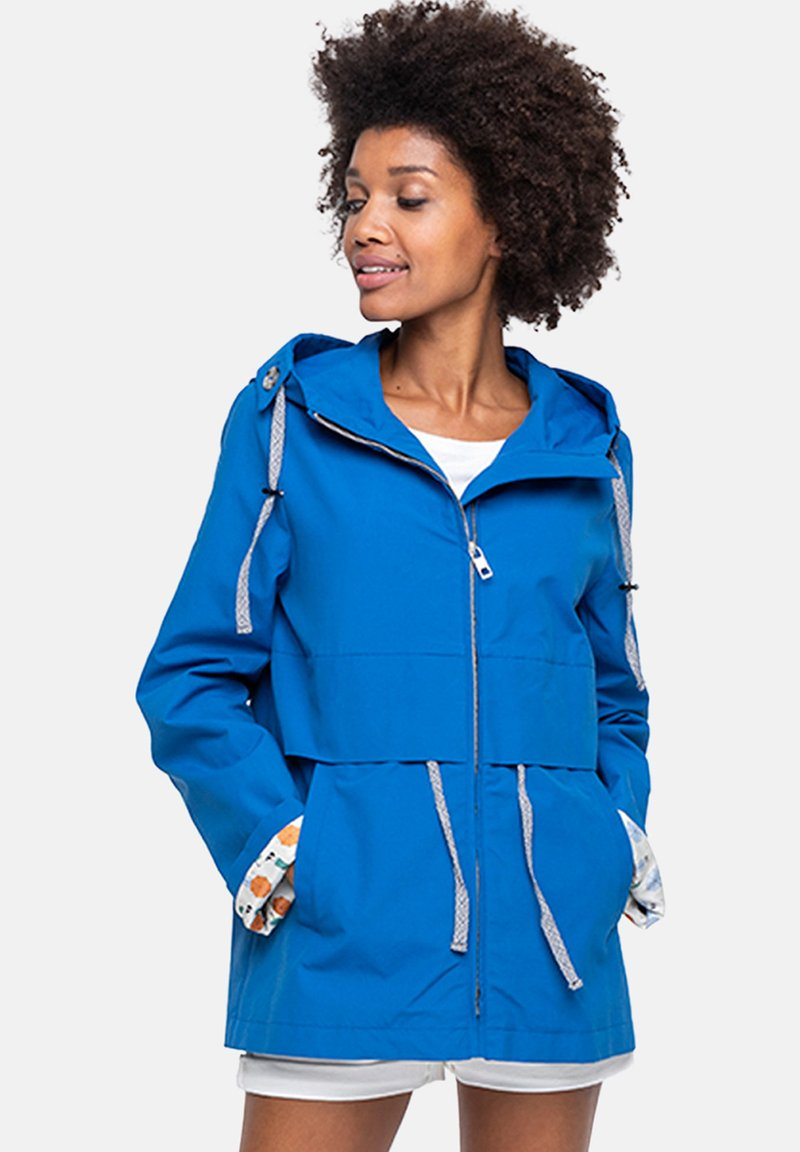 Trench and Coat by Lener - ANDERNOS - Outdoor jacket - blue