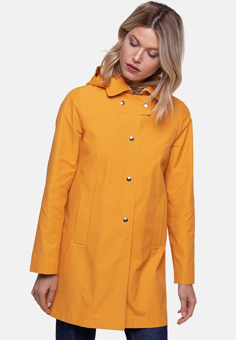 Trench and Coat by Lener - PAIMPOL - Trenchcoat - orange