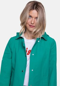 Trench and Coat by Lener - PAIMPOL - Trenchcoat - green - 2