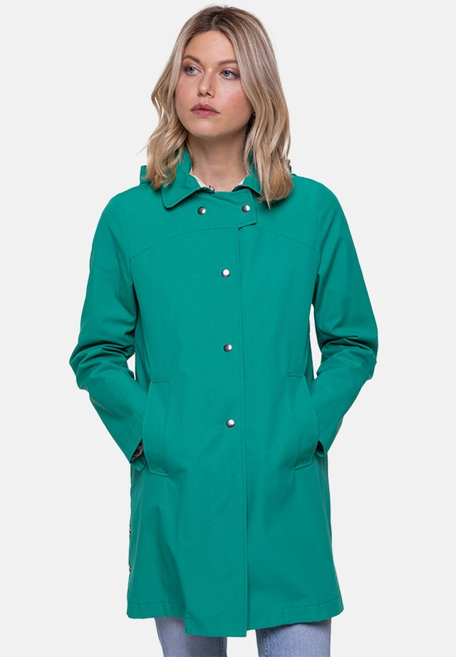 PAIMPOL - Trenchcoat - green