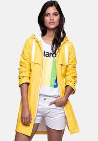 Trench and Coat by Lener - CENERI - Parka - yellow - 0