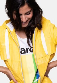 Trench and Coat by Lener - CENERI - Parka - yellow - 3