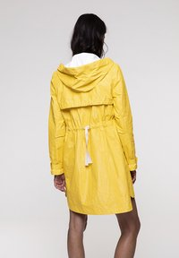 Trench and Coat by Lener - CENERI - Parka - yellow - 2