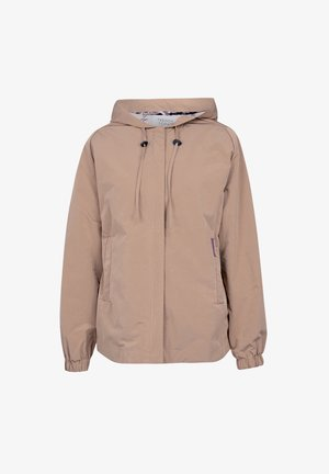 Outdoor jacket - taupe