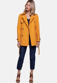 Trench and Coat by Lener - GASSIN - Trenchcoat - orange - 1