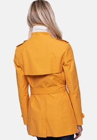 Trench and Coat by Lener - GASSIN - Trenchcoat - orange - 2