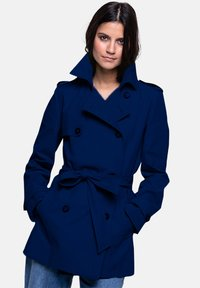 Trench and Coat by Lener - GASSIN - Trenchcoat - blue - 2