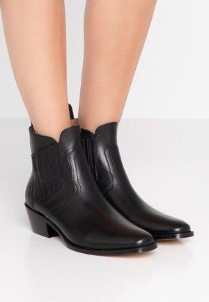 Boots à talons - noir