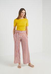 Vanessa Bruno - IYAD - Spodnie materiałowe - nude - 1