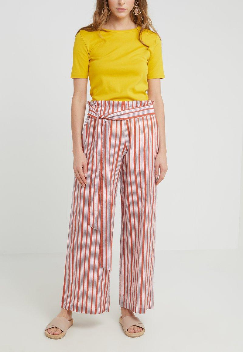 Vanessa Bruno - IYAD - Spodnie materiałowe - nude