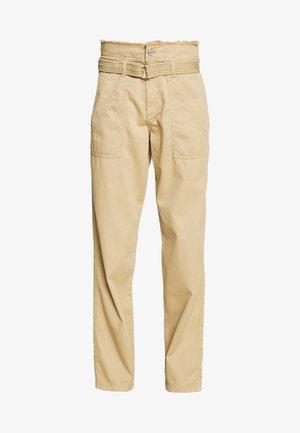 EPAGNY - Trousers - mastic