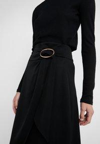 Vanessa Bruno - MOANA - A-line skirt - noir - 4