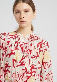Vanessa Bruno - JAZZIA - Długa sukienka - carmin - 4