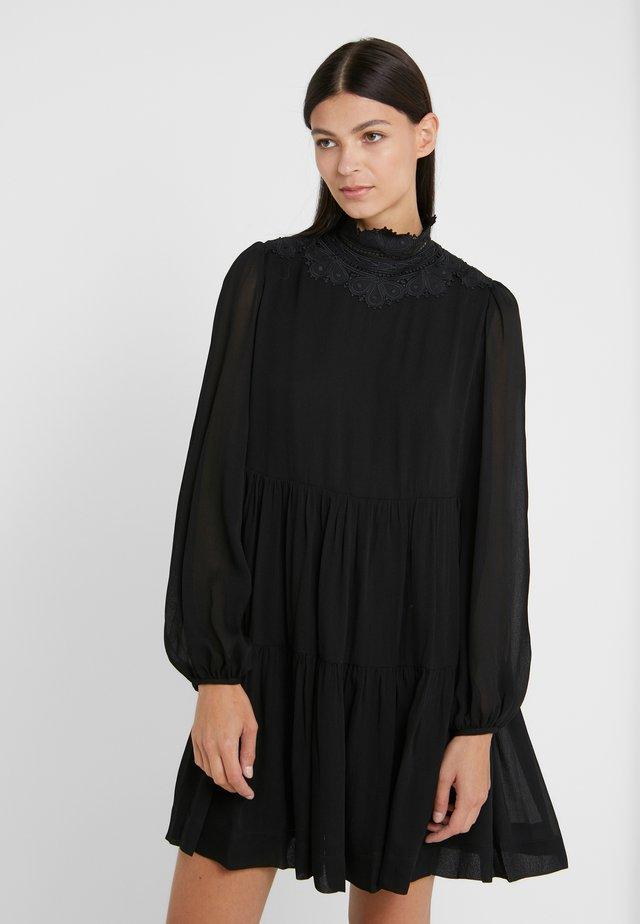 MERCY - Korte jurk - noir