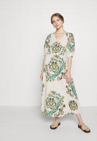 Vanessa Bruno - NUR - Day dress - poudre - 0