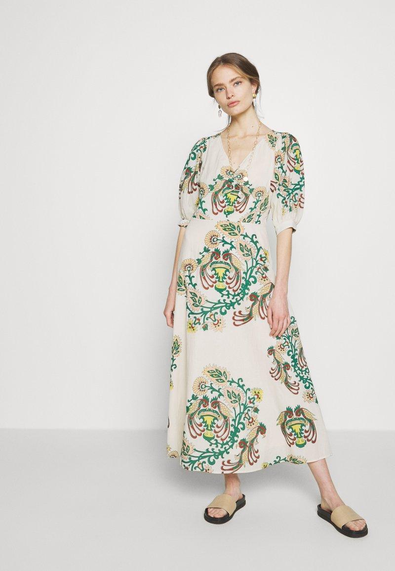 Vanessa Bruno - NUR - Day dress - poudre