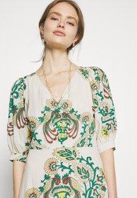Vanessa Bruno - NUR - Day dress - poudre - 4