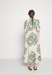 Vanessa Bruno - NUR - Day dress - poudre - 2