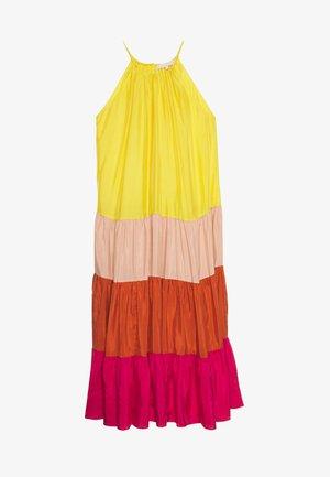NUCCIA - Denní šaty - citrus