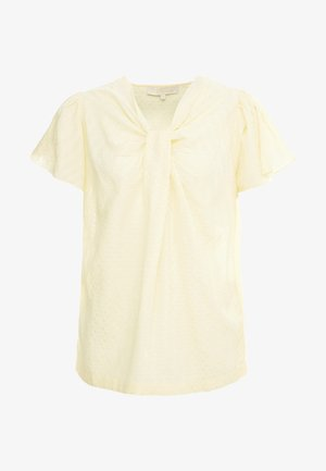 LERIA - Bluse - yellow