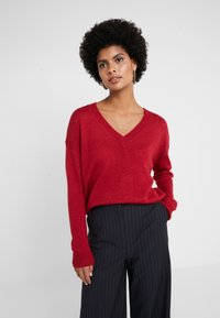 Vanessa Bruno - MARTHE - Jumper - red - 0