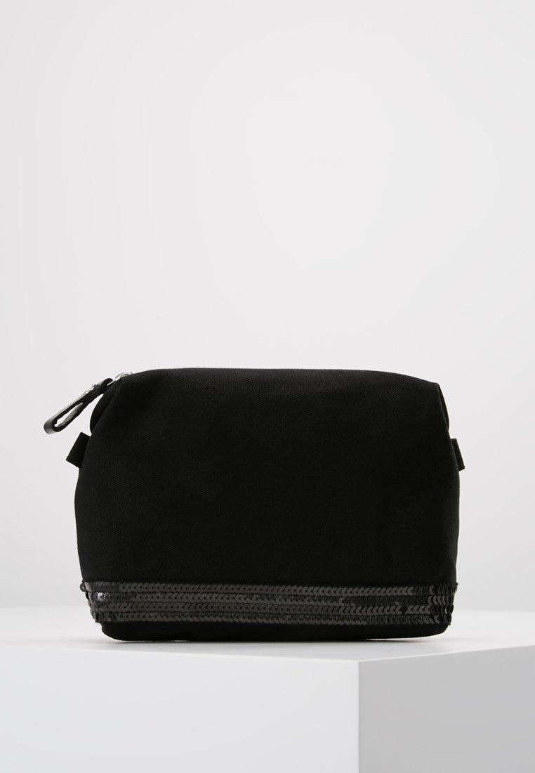 Vanessa Bruno - CABAS TROUSSE2 - Wash bag - noir