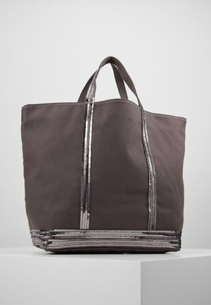 CABAS GRAND - Tote bag - anthracite