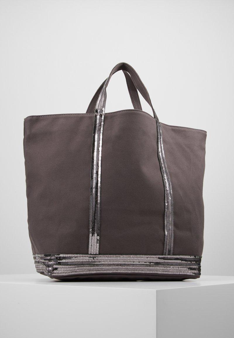 Vanessa Bruno - CABAS GRAND - Shopping Bag - anthracite