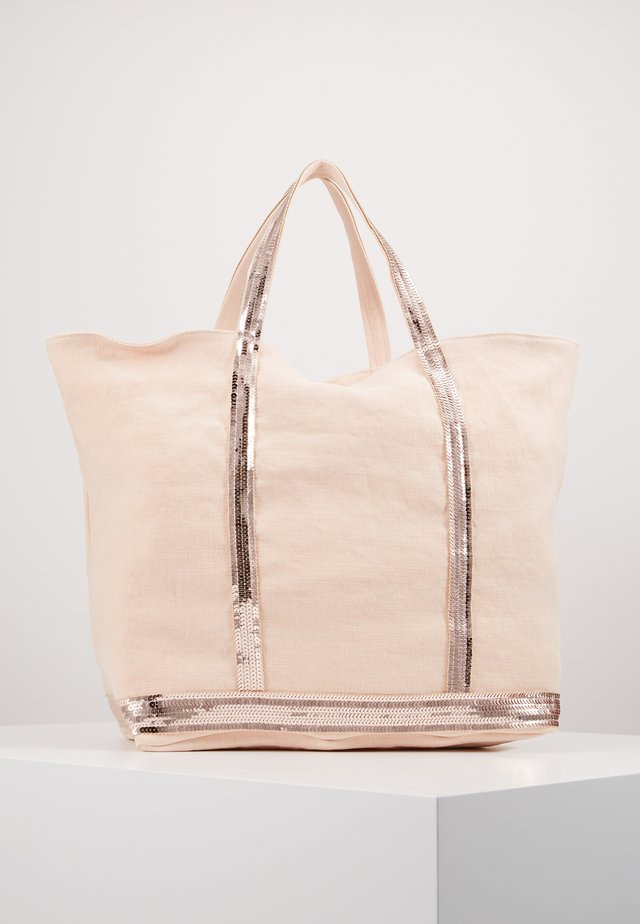 CABAS GRAND - Shopping bags - nude