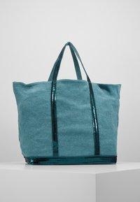 Vanessa Bruno - CABAS GRAND - Velká kabelka - turquoise - 2
