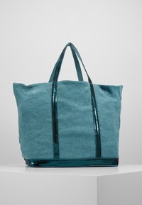 Vanessa Bruno - CABAS GRAND - Shopping Bag - turquoise - 3