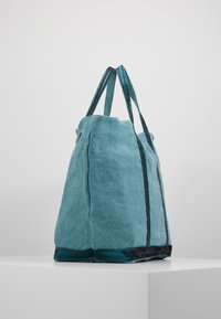 Vanessa Bruno - CABAS GRAND - Shopping Bag - turquoise - 4