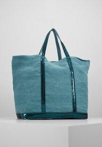 Vanessa Bruno - CABAS GRAND - Velká kabelka - turquoise - 0